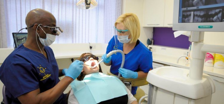 Affording a private dentist